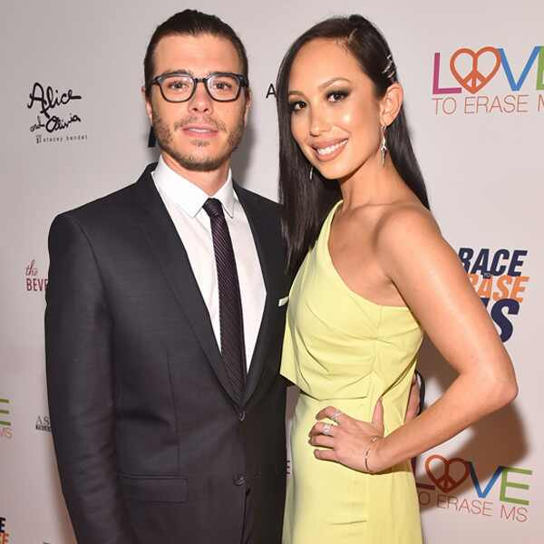 Matthew Lawrence, Cheryl Burke, Race To Erase MS Gala